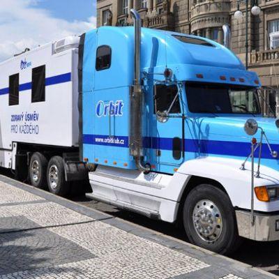 Medical Truck 1