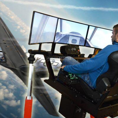 3D Letecký trenažér 360 °