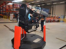 3D Racing simulátor 360°
