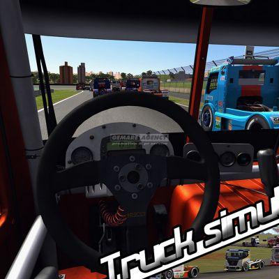3D Truck simulátor 360°