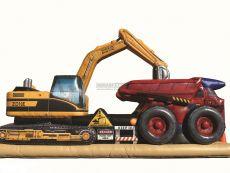 nafukovaci-atrakcia-stavebni-stroje