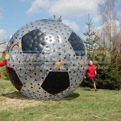 Futbalový zorb