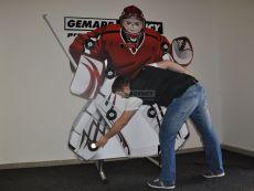 Hokej - lovec svetla