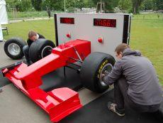 pit stop formula prenájom