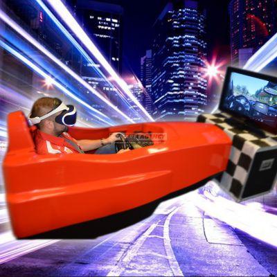 Racing simulátor - Virtuálná Realita