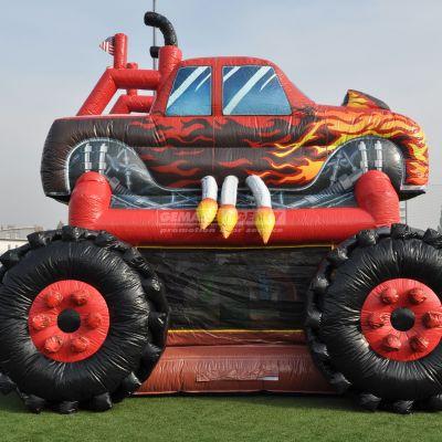 Skákací hrad Monster Truck
